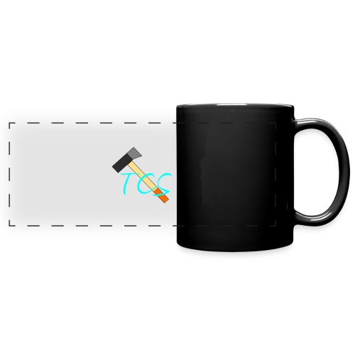 tcs drawn - Full Color Panoramic Mug