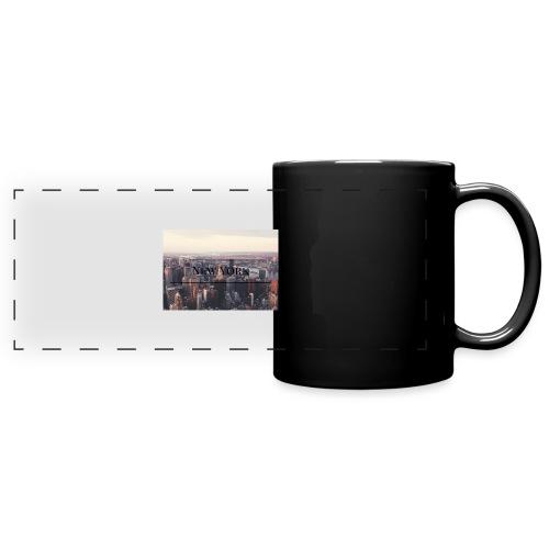 spreadshirt - Mug panoramique uni