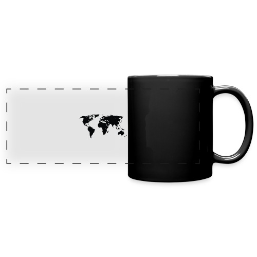 World - Panoramakrus, farvet