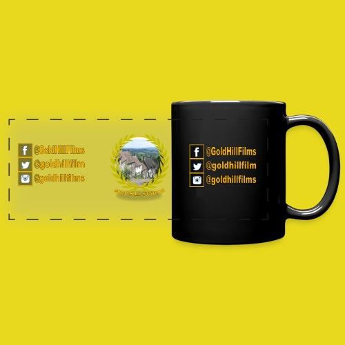 ghs logo png - Full Color Panoramic Mug