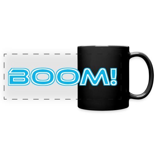Boom! - Full Color Panoramic Mug