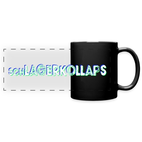 MF - schLAGERKOLLAPS T-Shirt - Panoramatasse farbig