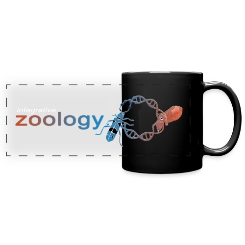 Department Logo (dark) - Full Color Panoramic Mug