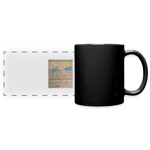 TenSlippers - Panoramamok gekleurd