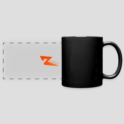 R 890 in Orange | für Herren und Damen - Panoramatasse farbig