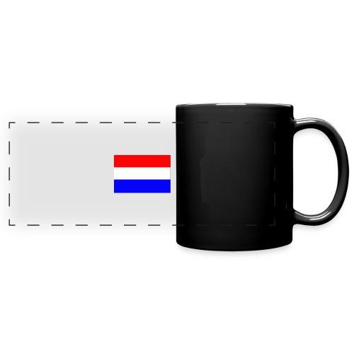 vlag nl - Panoramamok gekleurd