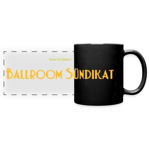 ballroom logo - Panoramatasse farbig