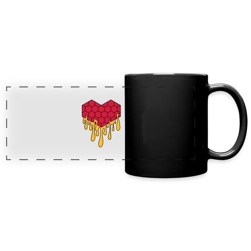 Honey heart cuore miele radeo - Tazza colorata con vista