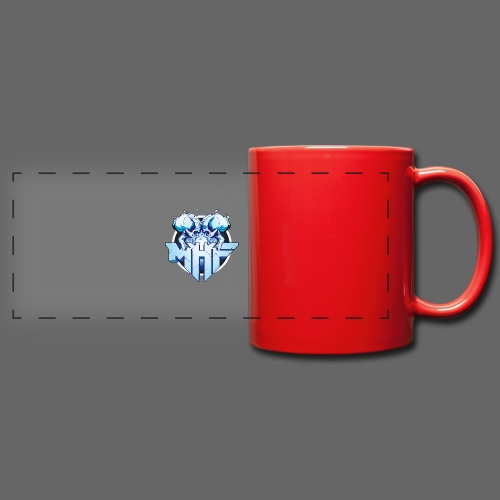 MHF New Logo - Full Color Panoramic Mug
