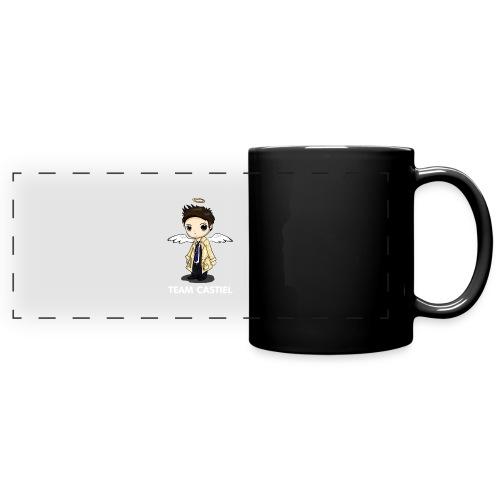 Team Castiel (dark) - Full Colour Panoramic Mug