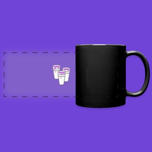 Purple - Tazza colorata con vista