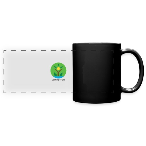 Uplifting My Life Official Merchandise - Full Colour Panoramic Mug