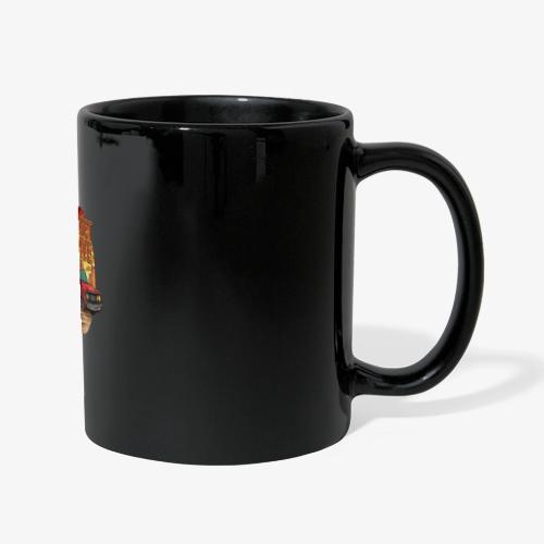 Sunset Drive - Mug panoramique uni