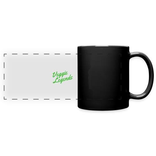 Veggie Legends - Full Color Panoramic Mug