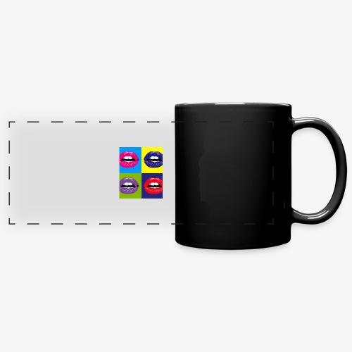 Colors - Tazza colorata con vista