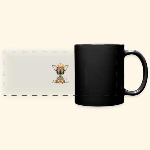 LADY PINCHER - Tazza colorata con vista