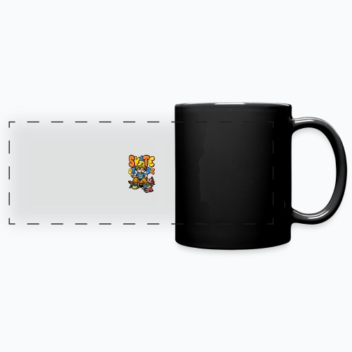 t-shirt enfant - Mug panoramique uni