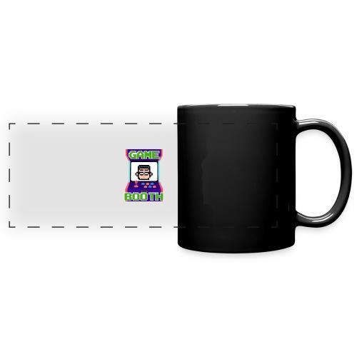 GameBooth Icon Logo - Full Color Panoramic Mug
