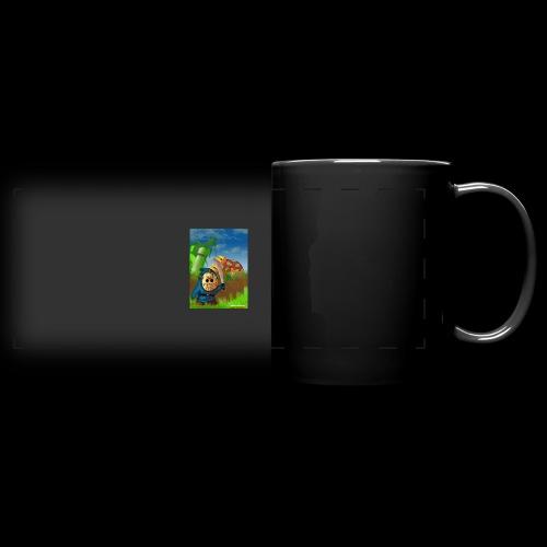SuperMario: Not so shy guy - Panoramamok gekleurd