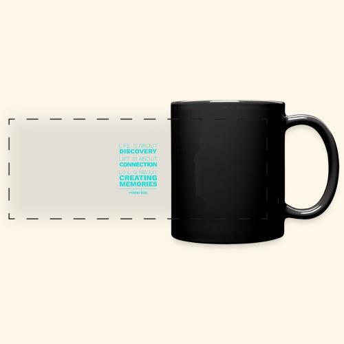 misterb&b - Mug panoramique uni