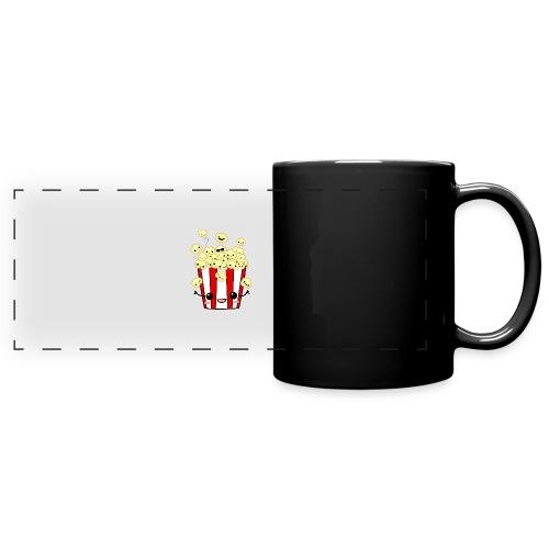 PopCorn - Taza panorámica de colores