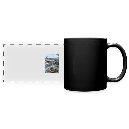 Monaco - Panoramatasse farbig