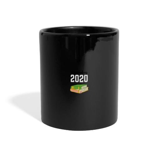 Einschulung 2020 - Panoramatasse farbig