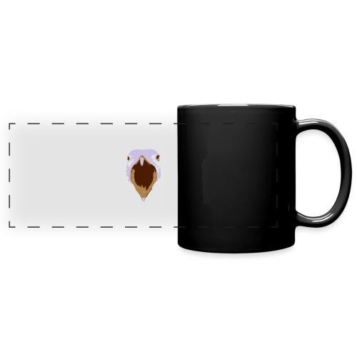 Ballybrack Seagull - Full Colour Panoramic Mug
