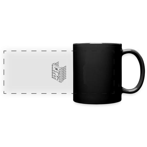 A4988 (no text). - Full Colour Panoramic Mug