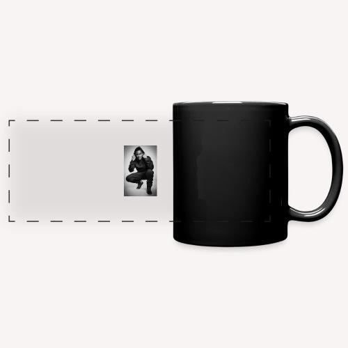 Black M - Mug panoramique uni
