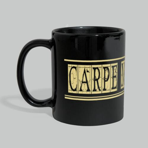 Carpe Moments Carpe Diem - Full Colour Panoramic Mug