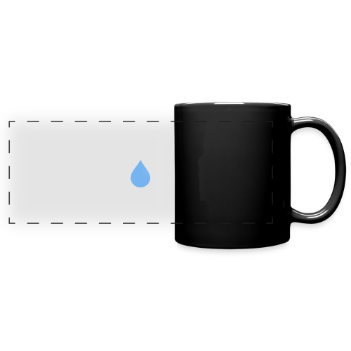 Water halo shirts - Full Color Panoramic Mug