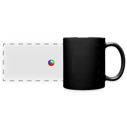 Ivan plays - Full Color Panoramic Mug