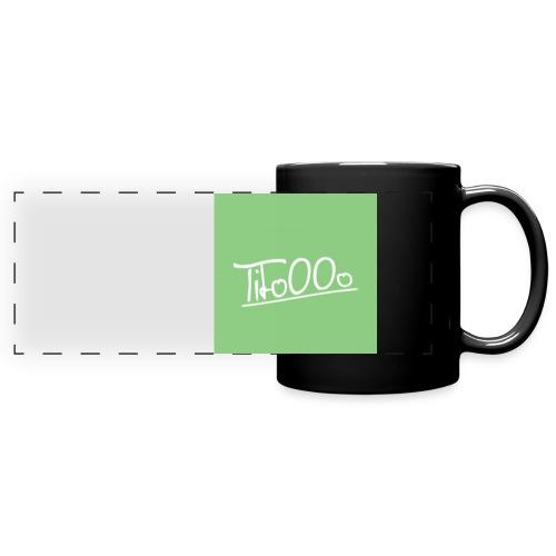 none - Full Color Panoramic Mug