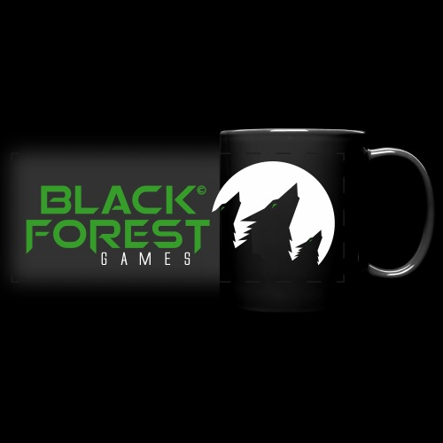 BlackForestGames_Small_Bl - Full Color Panoramic Mug
