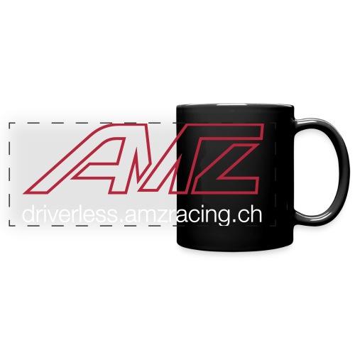 AMZ_driverless_weiss - Panoramatasse farbig