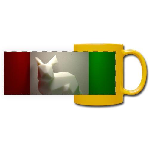 Bunny in a Box - Full Color Panoramic Mug