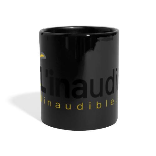 linaudible2020noir - Mug panoramique uni