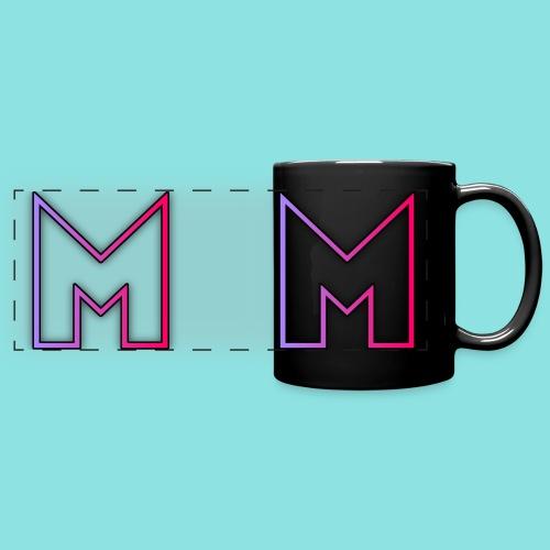 massive m - Full Colour Panoramic Mug