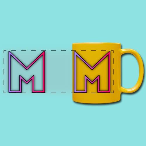 massive m - Full Color Panoramic Mug