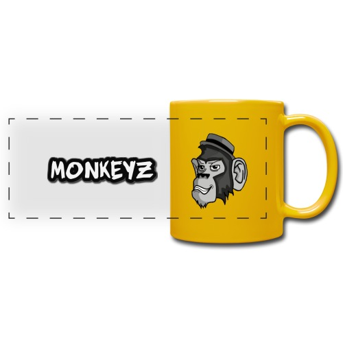 monkeyz2 - Full Color Panoramic Mug