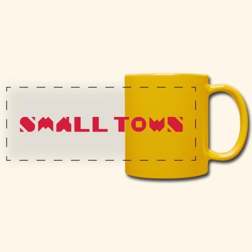 Small Town - Panoramakopp i farge
