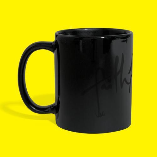 Faith Hope Love - Full Colour Panoramic Mug