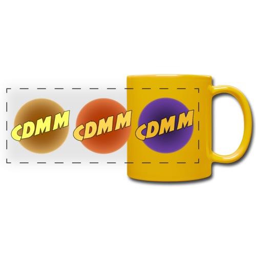 CDMM - Mug panoramique uni