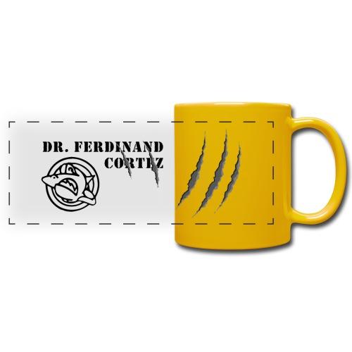 DR. Ferdinand Cortez - Sea Odyssey - PortAventura - Taza panorámica de colores