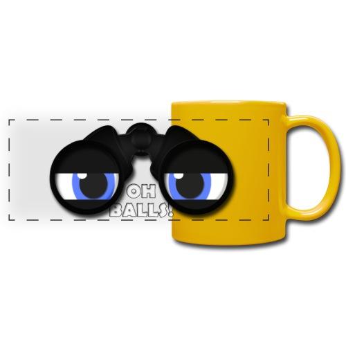 ohballspano - Full Color Panoramic Mug