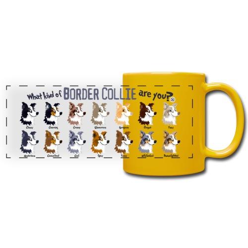 What Kind Of Border? - Full Color Panoramic Mug