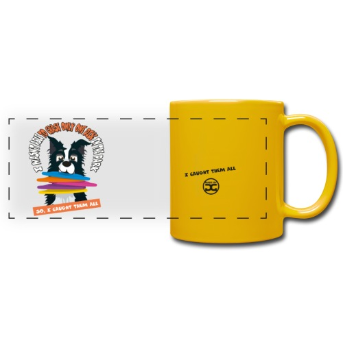 I Caught them all | mug - Full Color Panoramic Mug