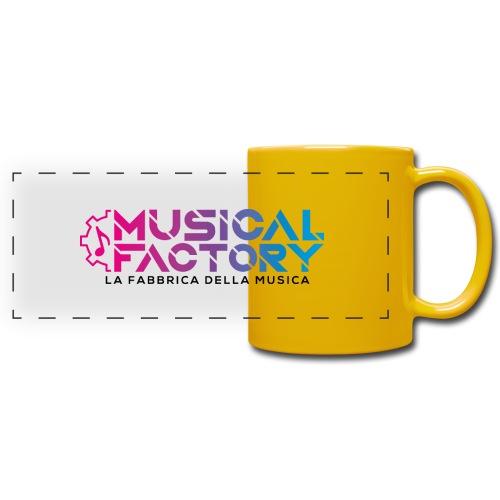 Musical Factory Sign - Tazza colorata con vista