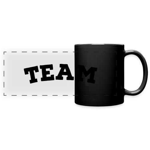 Team - Full Colour Panoramic Mug
